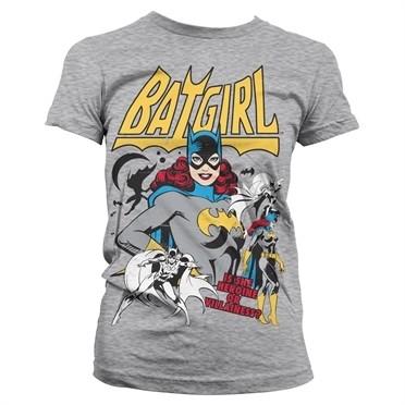 Batgirl - Hero Or Villain T-shirt donna