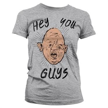 Goonies - Hey You Guys T-shirt donna
