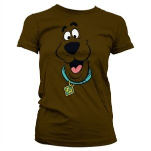Scooby Doo Face T-shirt donna