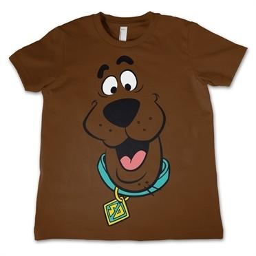 Scooby Doo Face T-shirt Bambino