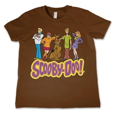 Team Scooby Doo T-shirt Bambino