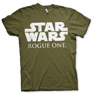 Star Wars Rogue One Logo T-Shirt