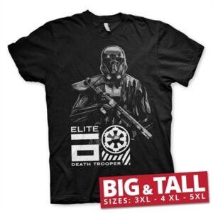 Elite Death Trooper Big & Tall T-Shirt
