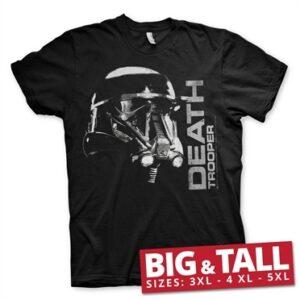 Rogue One Death Trooper Big & Tall T-Shirt
