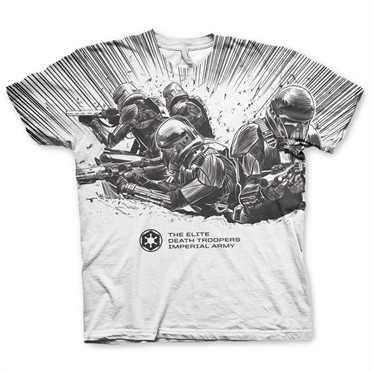 Imperial Army Allover T-Shirt