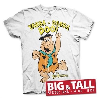 Yabba-Dabba-Doo Big & Tall T-Shirt