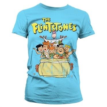The Flintstones T-shirt donna