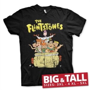 The Flintstones Big & Tall T-Shirt