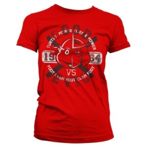 TMNT Good VS Evil T-shirt donna