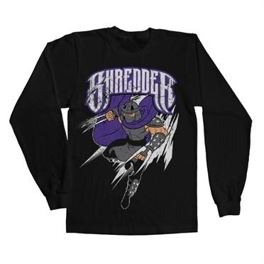 The Shredder Long Sleeve T-shirt