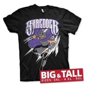 The Shredder Big & Tall T-Shirt