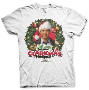 Merry Clarkmas T-Shirt