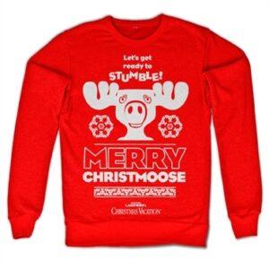 Merry Christmoose Felpa