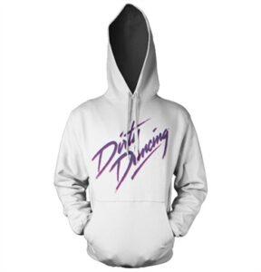 Dirty Dancing Logo Felpa con Berrettopuccio