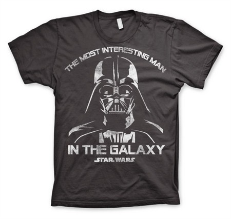 The Most Interesting Man In The Galaxy T-Shirt