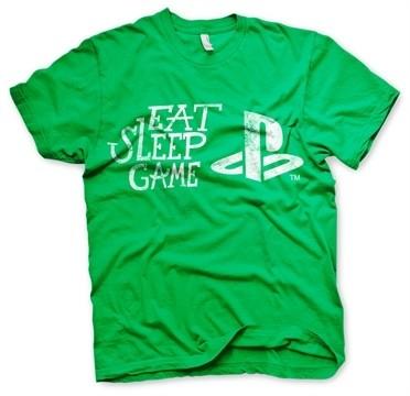PS - Eat Sleep Game T-Shirt
