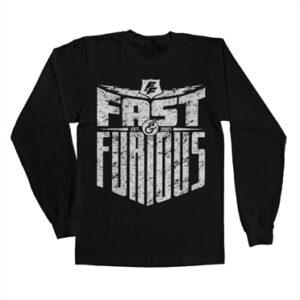 Fast & Furious - Est. 2007 Long Sleeve T-shirt