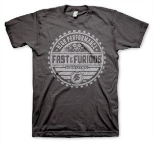 Fast & The Furious Genuine Brand T-Shirt