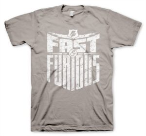 Fast & Furious - Est. 2007 T-Shirt