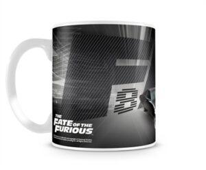 The Fate Of The Furious Tazza Mug