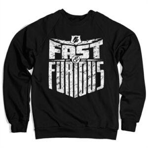Fast & Furious - Est. 2007 Felpa