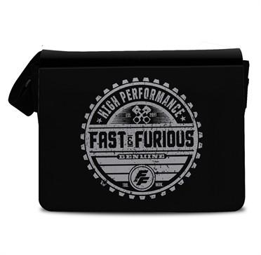 Fast & Furious Genuine Brand Messenger Bag
