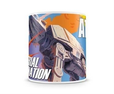 AT-AT - Imperial Domination Tazza Mug