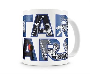 Star Wars Logo Tazza Mug