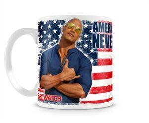 Baywatch - American Shores Tazza Mug