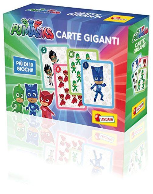 Carte giganti Super Pigiamini - Lisciani Giochi