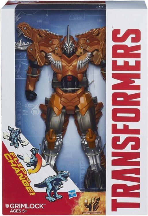 Transformers - MV4 RID Flip & Smash
