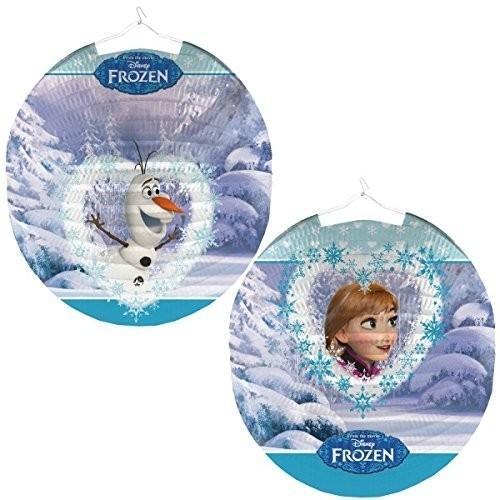 Decorazione Lanterna rotonda Frozen