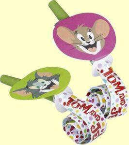 Lingue di Menelik Tom e Jerry 6pz