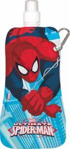 Borraccia pieghevole Spiderman