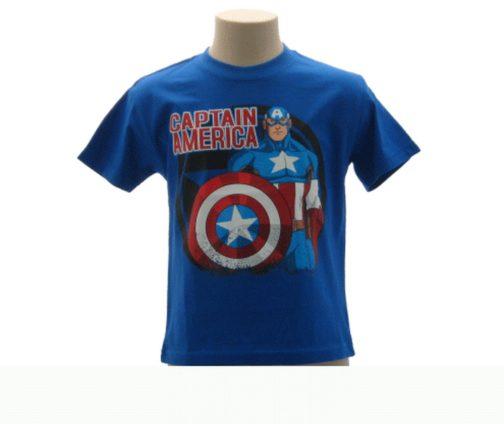 T-Shirt Capitan America