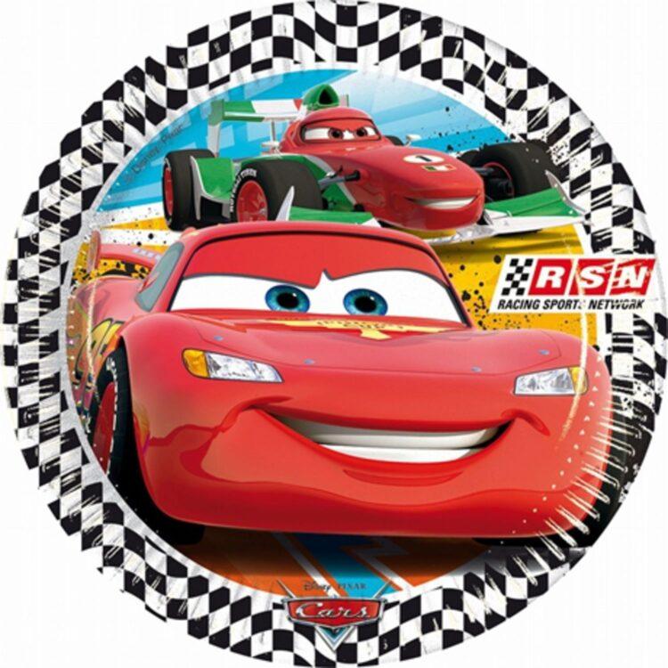 Piatti piani Disney Cars RSN
