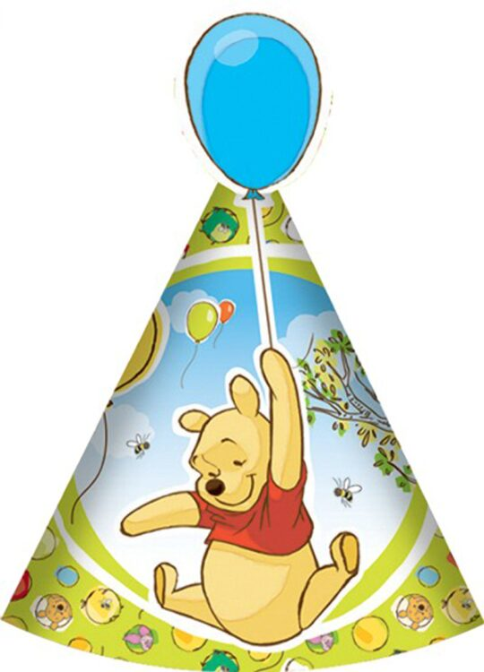 Cappellini party Winnie The Pooh