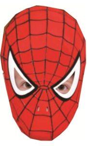 Maschera bimbo Spiderman Soft
