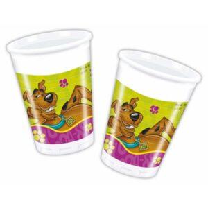 Bicchieri per festa Scooby Doo