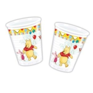 Bicchieri party Winnie The Pooh