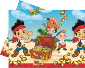 Tovaglia festa Jake il Pirata