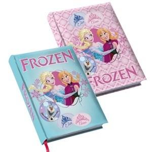 Diario 10 mesi Disney Frozen