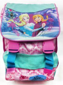 Zaino elementari estensibile Disney Frozen