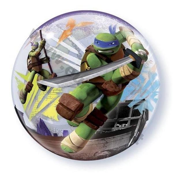 Palloncino Tartarughe Ninja Bubble