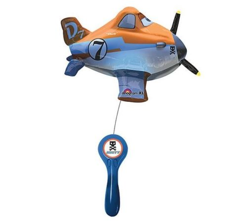 Palloncino a batteria Dusty Disney Planes