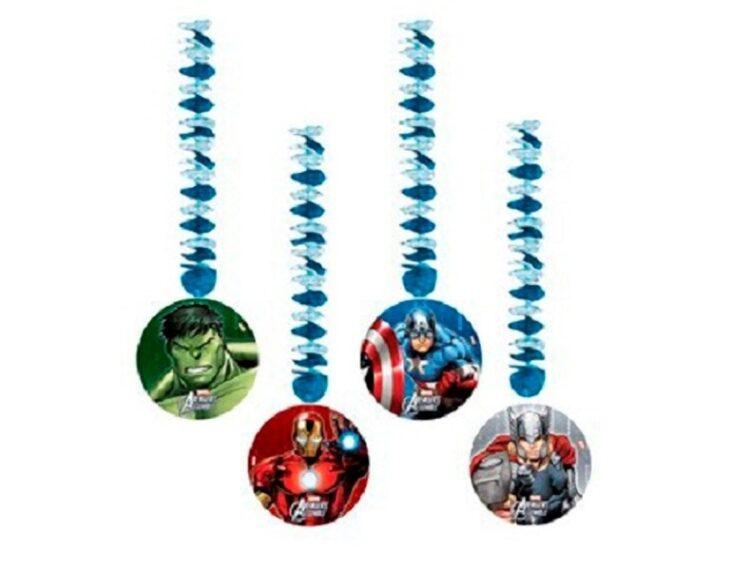 Decorazioni pendenti Avengers Assemble