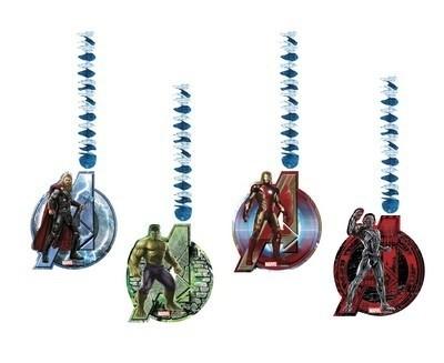 Avengers 2 Age of Ultron Decorazioni pendenti