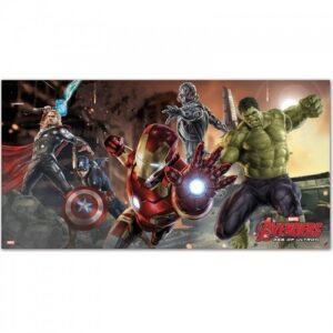 Scenografia Avengers Age of Ultron