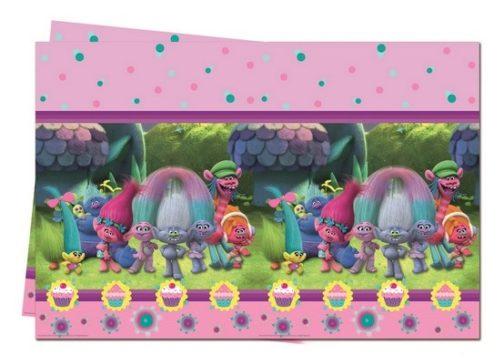Trolls - Tovaglia in plastica 120x180 cm