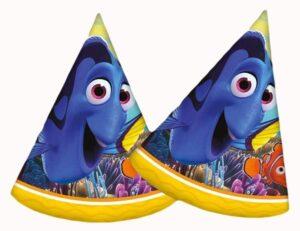 Cappellini conici festa Alla ricerca di Dory